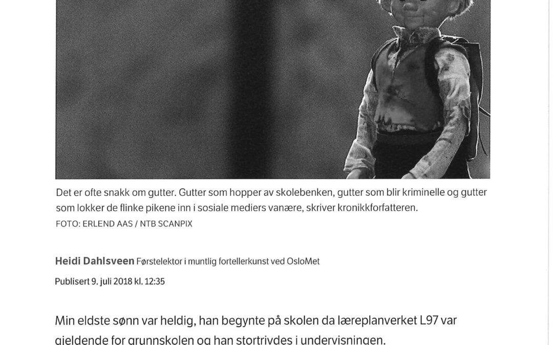 NRK.no 2018